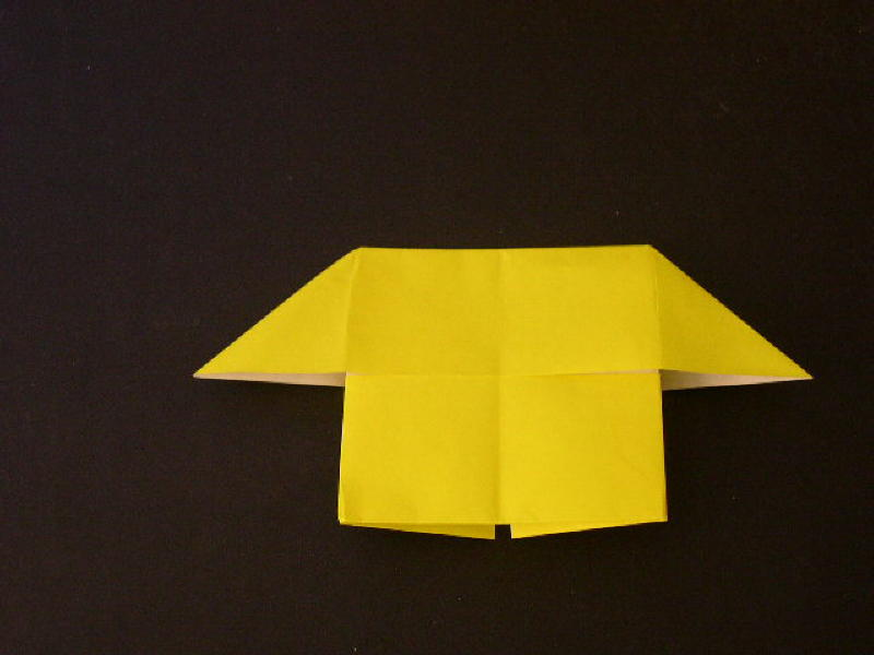 Easy Origami For Kids How To Make An Easy Origami House