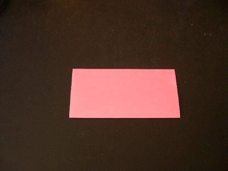 Origami Pig Photo Diagrams 2