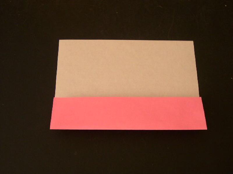 Origami Pig Photo Diagrams 4