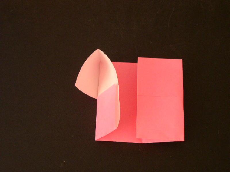 Origami Pig Photo Diagrams 9