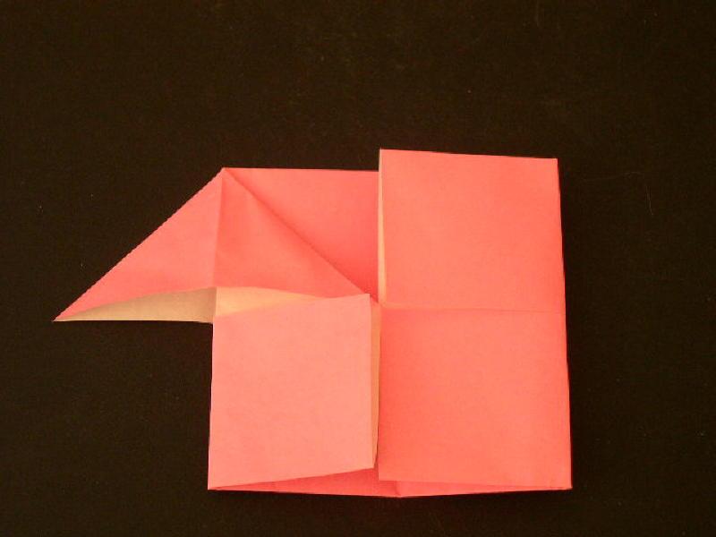 Origami Pig Photo Diagrams 10