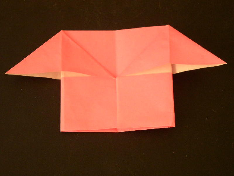 Origami Pig Photo Diagrams 11