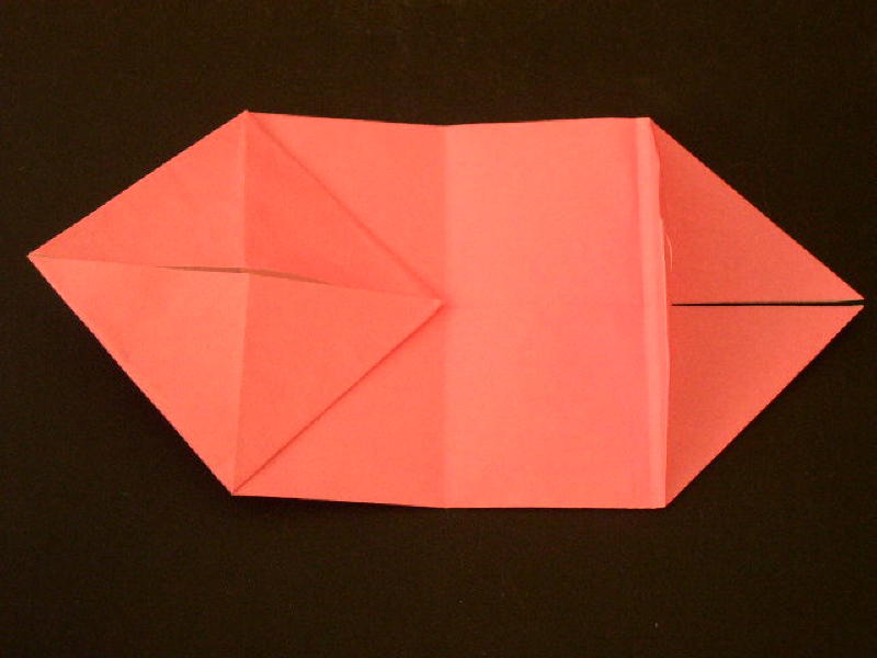 Origami Pig Photo Diagrams 13
