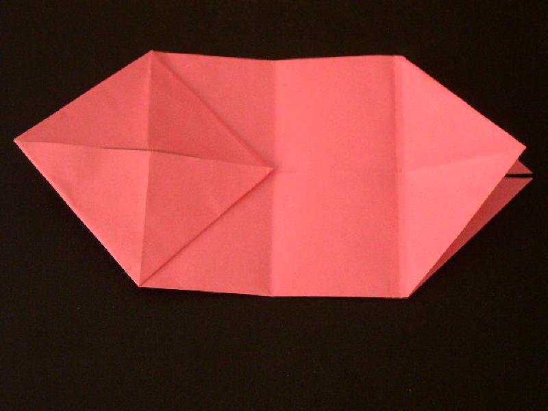 Origami Pig Photo Diagrams 14