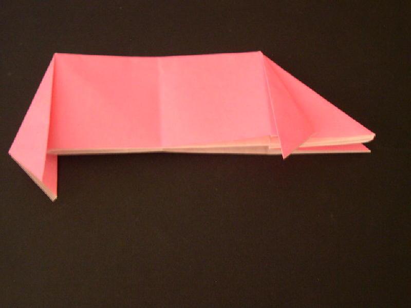 Origami Pig Photo Diagrams 18