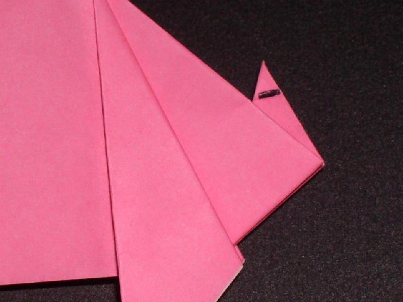 Origami Pig Photo Diagrams 23