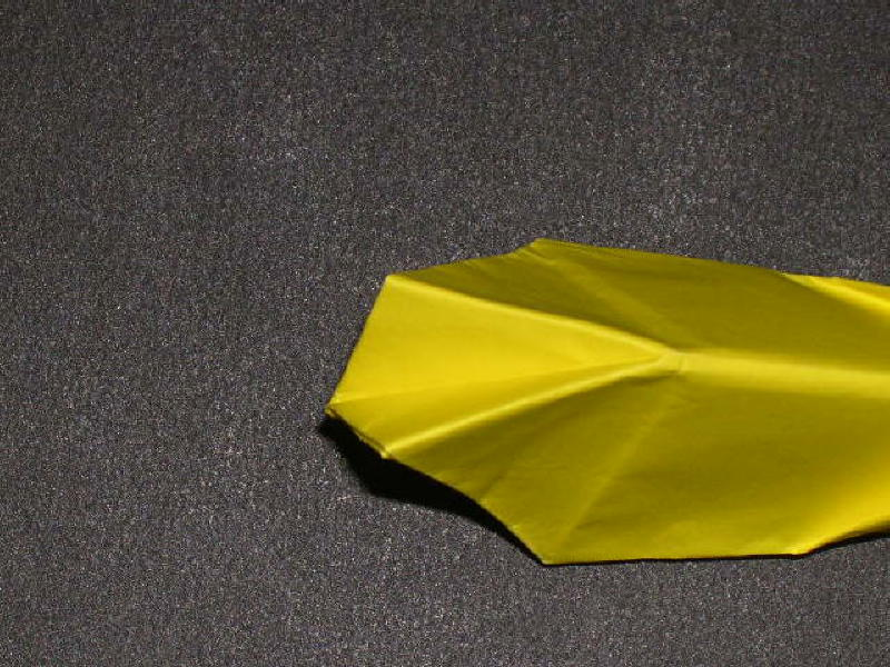 Origami  Bird - Origami Robin - Step 17