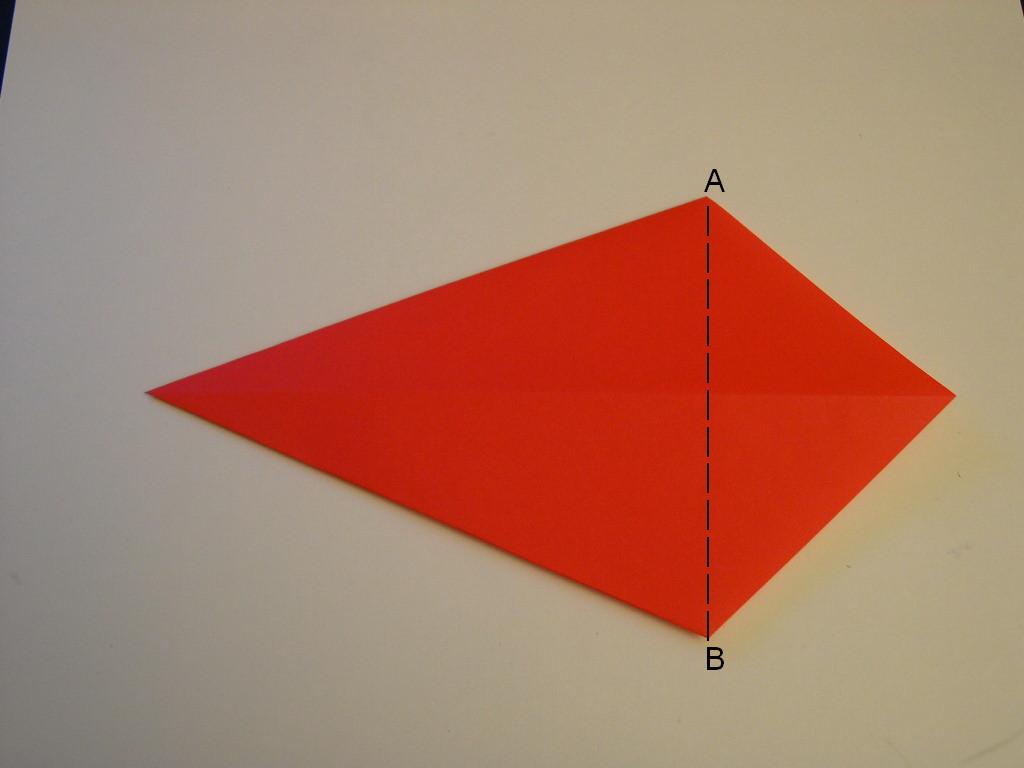 Origami santa hat folding instructions how to make an origami santa hat origami jeuxipadfo Choice Image